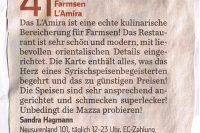 Hamburger Abendblatt am 27.7.2013